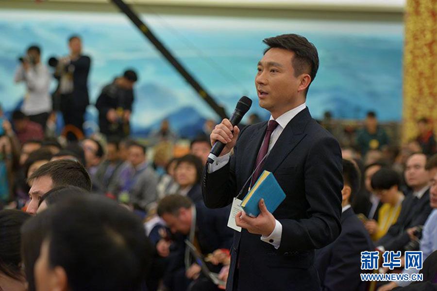 国务院总理李克强答中外记者问:中央电视台记者提问