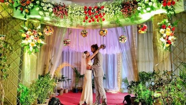 美夫妇全球办巡回婚礼 跨6大洲共38场【9】