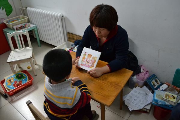 Families taking the strain of autism care