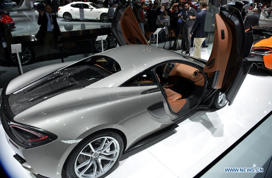 New York International Automobile Show Kicks Off Peoples - New car show