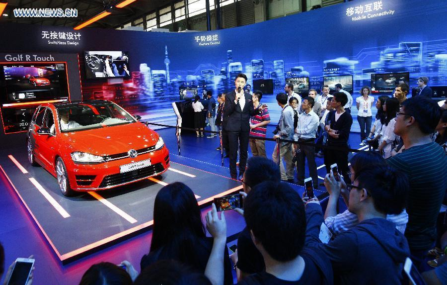 Consumer Electronics Show >> 2015 Int L Consumer Electronics Show Asia In Opens In