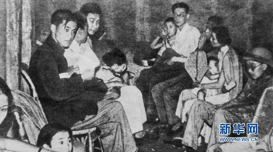 (抗战胜利70周年)(2)老照片披露日军重庆大轰炸暴行