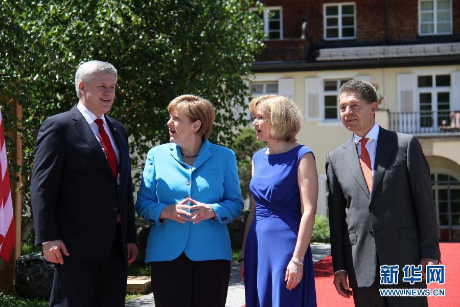 (国际)(3)七国集团峰会在德国举行