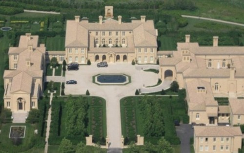 Fair Field, one of the 'Top 10 luxury houses in the world' by China.org.cn