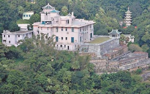 Ho Tung Garden, one of the 'Top 10 luxury houses in the world' by China.org.cn
