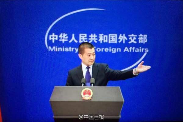 New ministry spokesman makes his debut