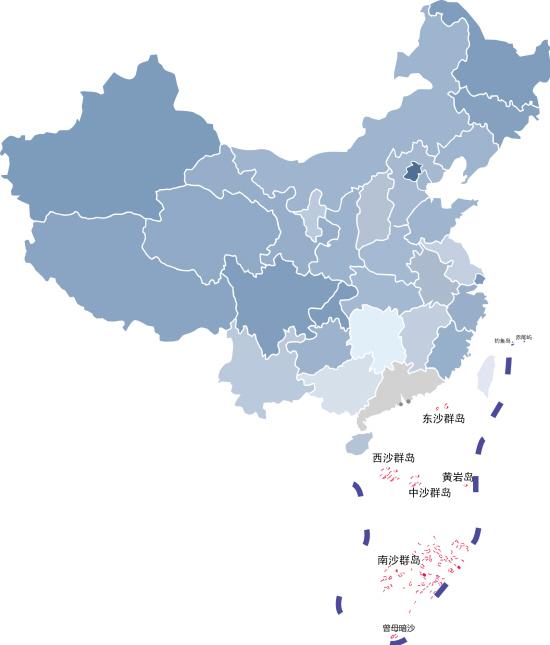 全国首份抗生素污染地图公布