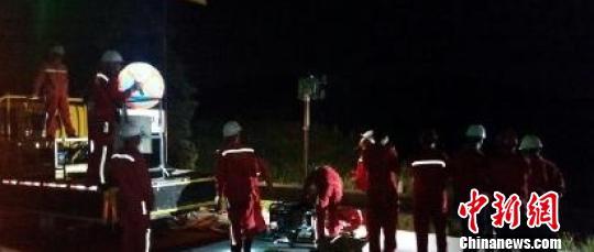 中缅天然气昆明东支线发生泄露事故投产仅13天