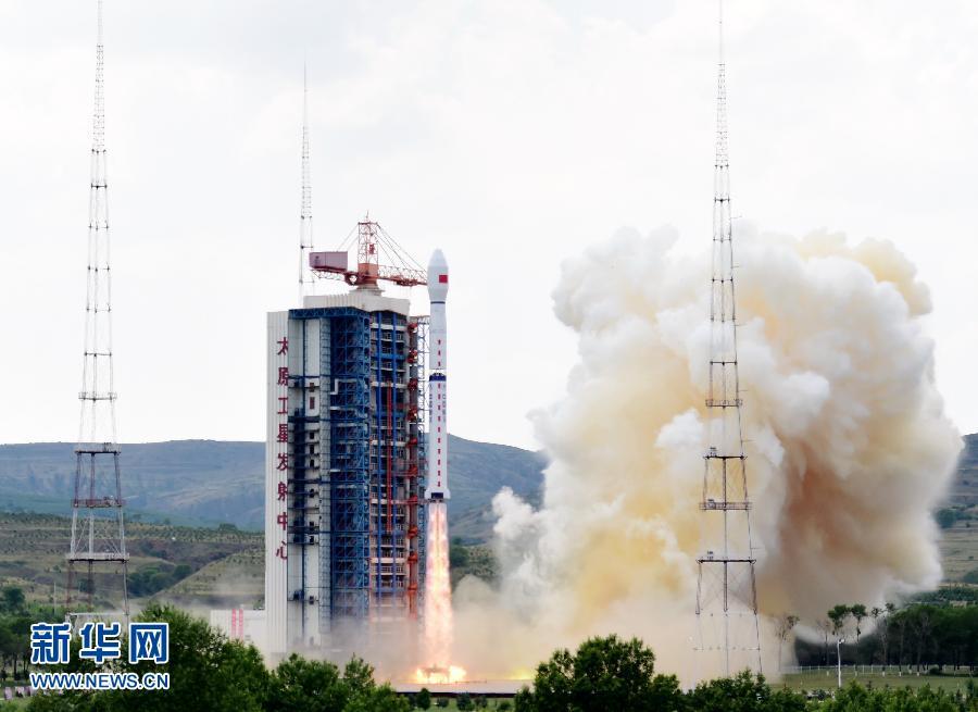 (科技)(1)我国成功发射高分八号卫星