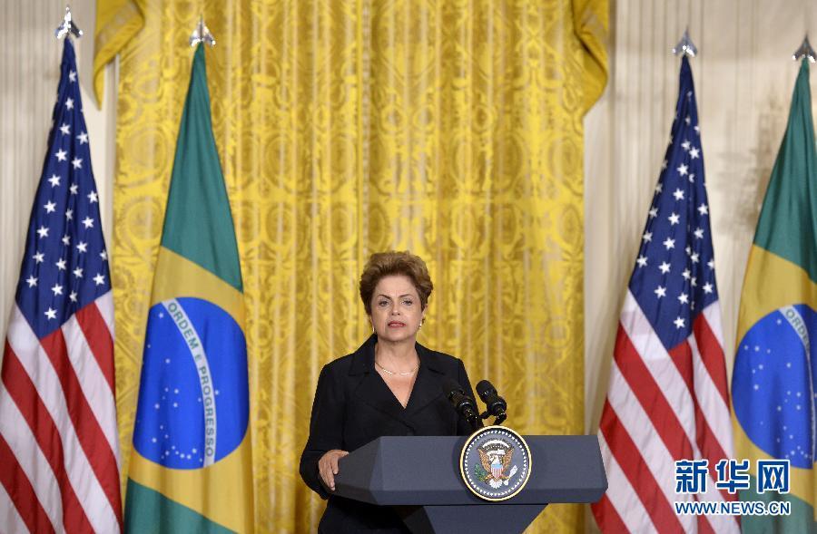 (国际)(2)美国和巴西宣布将开展多领域合作