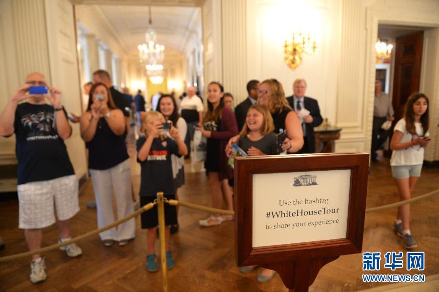 (国际)(1)白宫取消实行40多年的游客拍照禁令