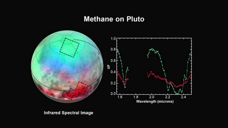 """NASA公布冥王星局部特写 """"冥王心""""命名为汤博【5】"""