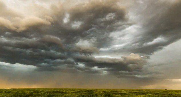 摄影师拍7万张照片展现绝美天气【4】