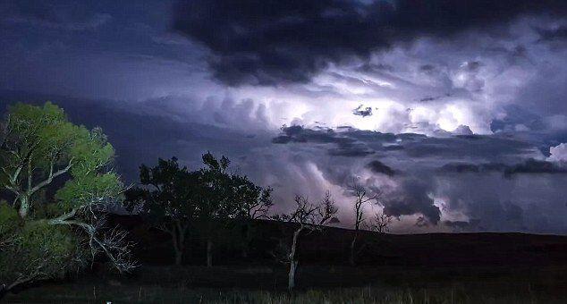 摄影师拍7万张照片展现绝美天气【6】