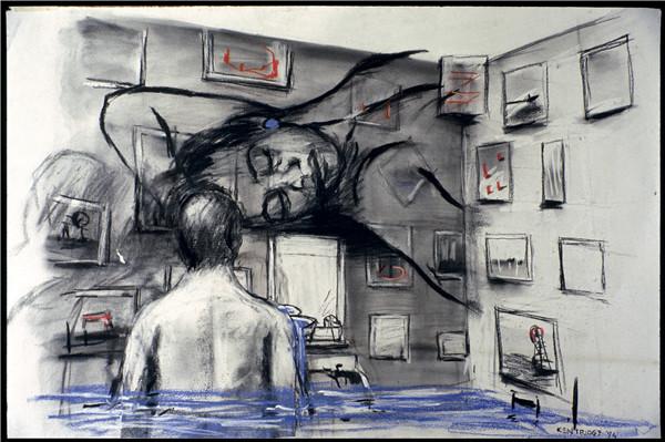 William Kentridge: Welcome inside my head
