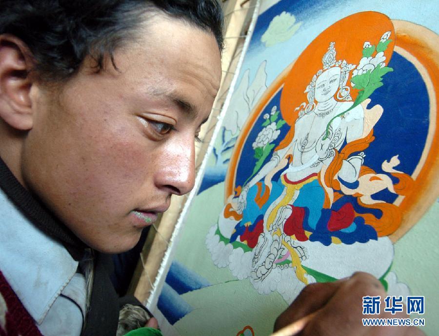 (辉煌50年・大美新西藏)(5)文化沉淀 精神寄托――西藏非遗保护成绩回顾