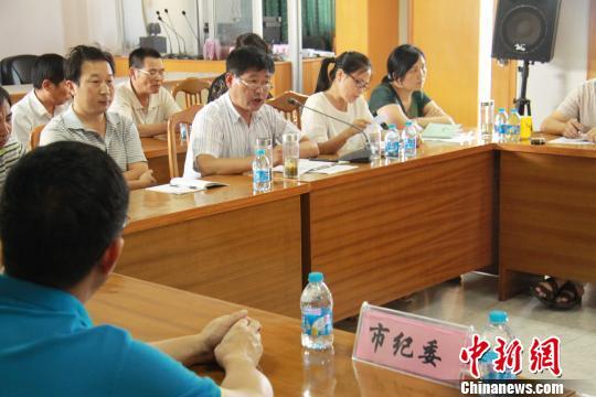 一月内南京16名干部被举报纪委要求被举报者解释