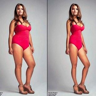 女人胖好看还是瘦好看 国外网友为此要打起来