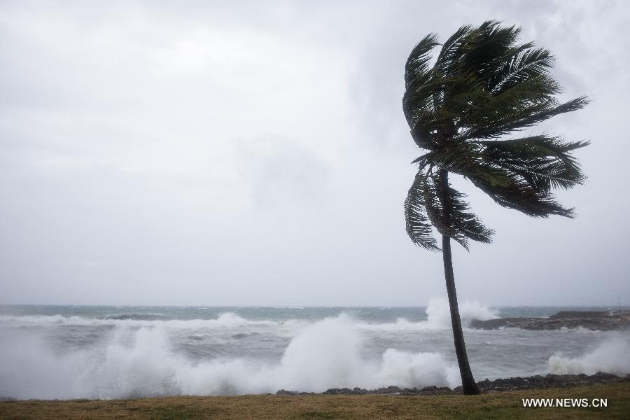 According to local press, the tropical Storm 'Erika' began to lose steam Friday as it skirted along the southern coast of the Dominican Republic, but it left behind a trail of destruction that included at least a dozen of people killed on the Caribbean island nation of Dominica.