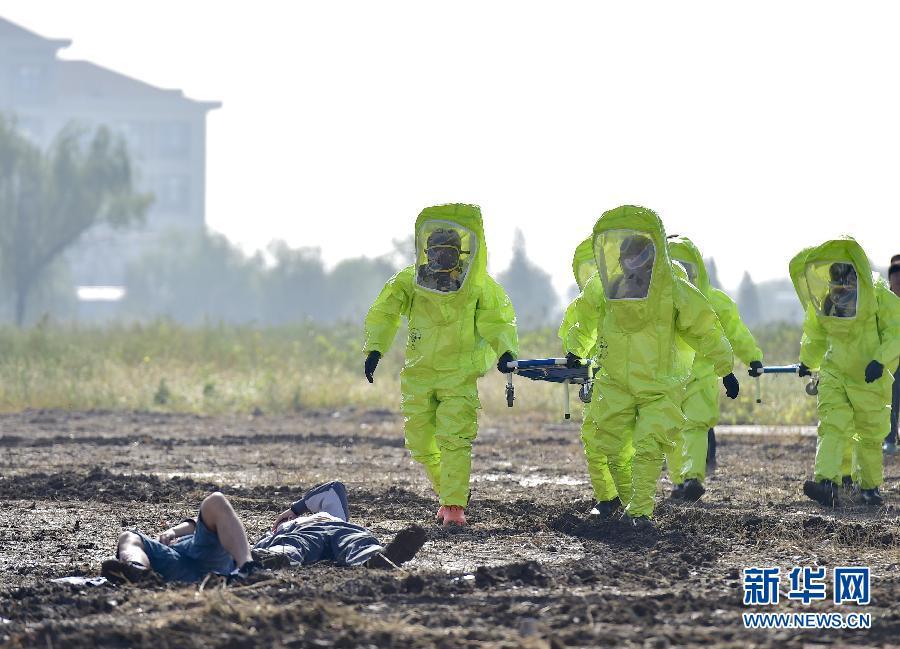 (医卫)(1)京津冀联合开展卫生应急综合演练