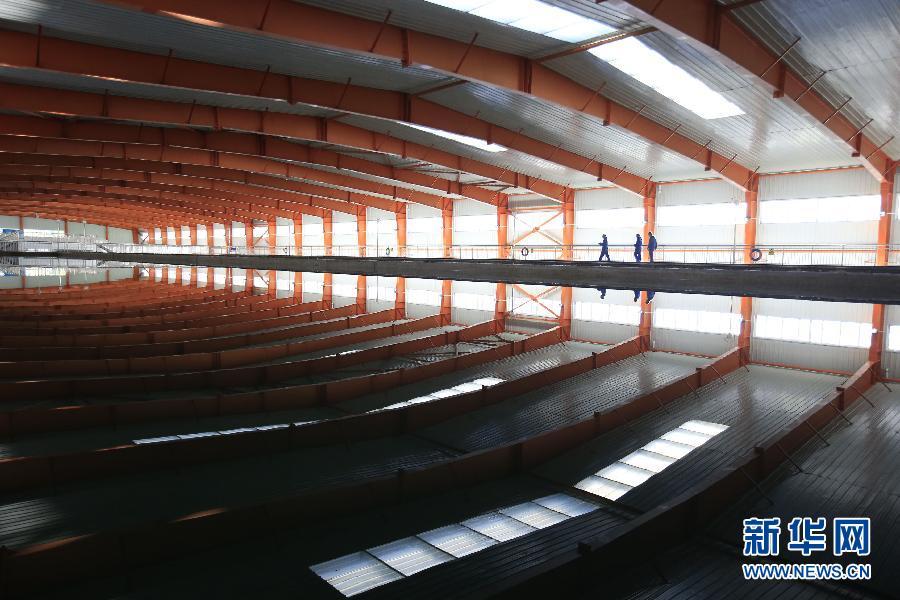 (服务专线)(1)河北张家口:提升供水品质 服务城市发展