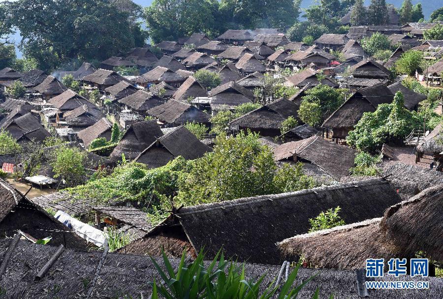 (XHDW)(8)探访古老的佤族部落翁丁古寨