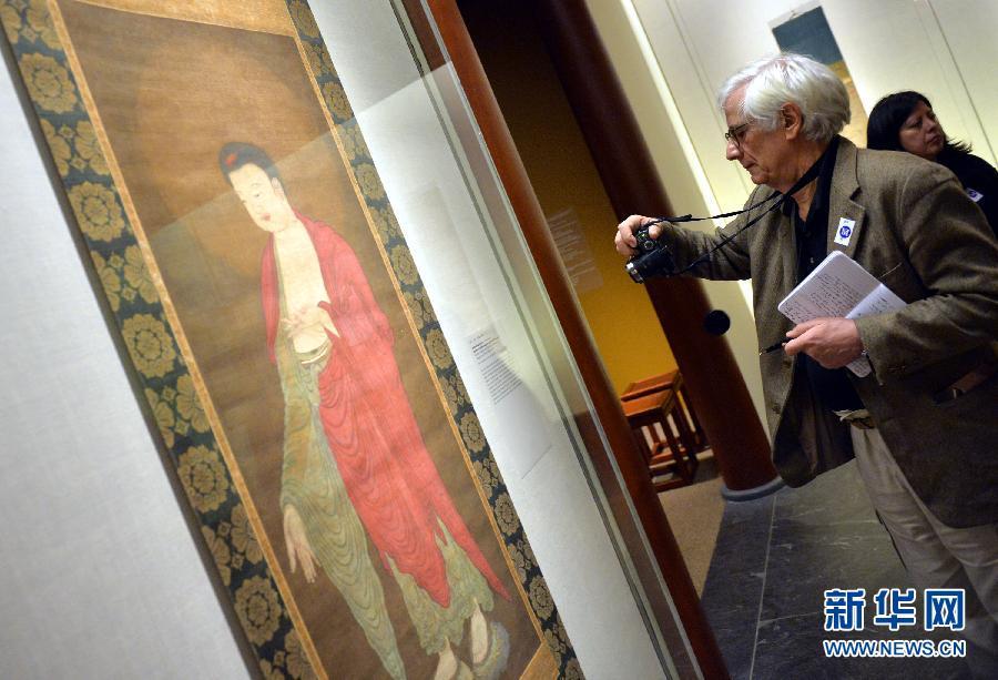 (国际)(2)纽约大都会博物馆推出中国书画精品展