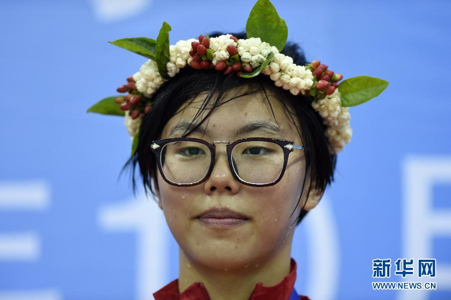 (体育)(1)游泳――青运会游泳双料冠军庆文怡凌晨猝死,年仅17岁
