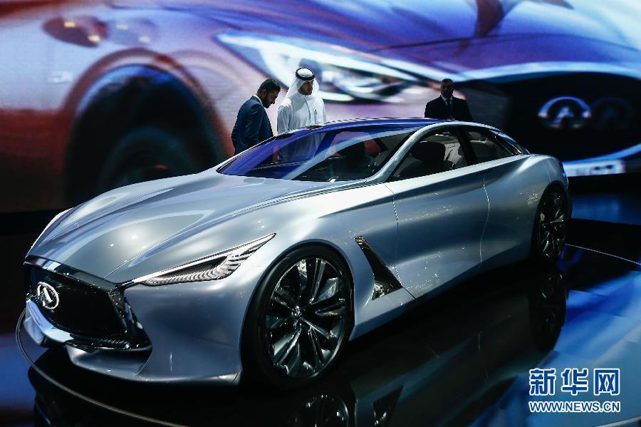 (国际)(1)迪拜国际车展开幕