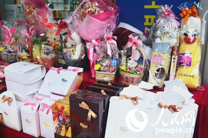 diy巧克力礼盒-解密 韩国人双十一在做什么