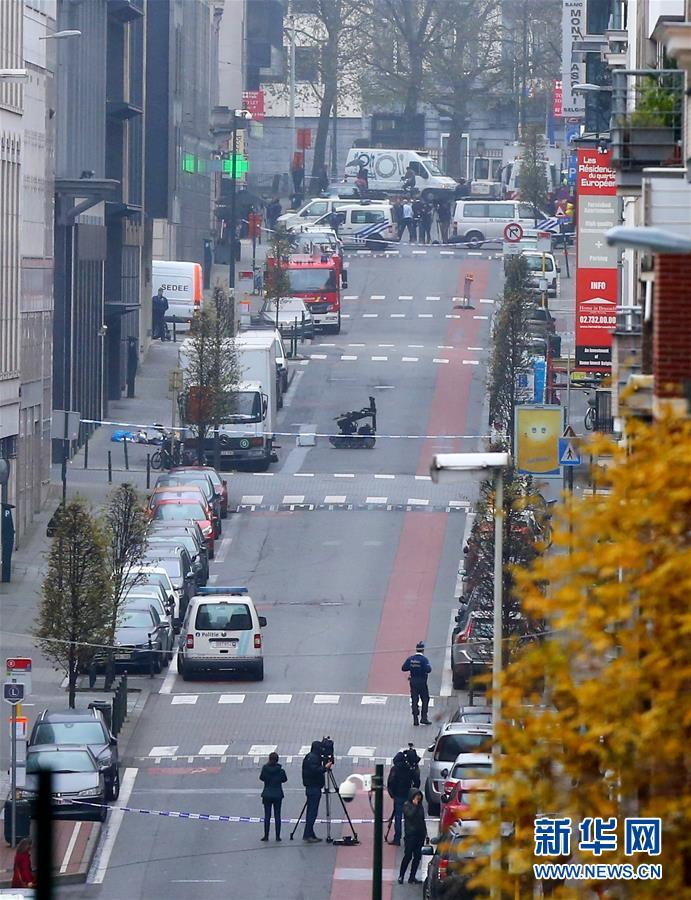 (国际)(1)布鲁塞尔发现疑似爆炸物