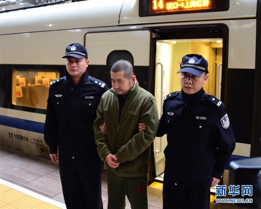(图文互动)(1)一名红色通缉令嫌疑人回国自首