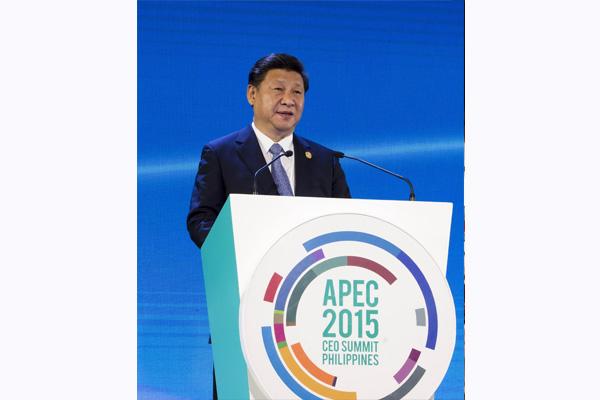Xi: Market access door to open wide