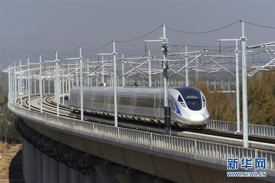 """(经济)(3)中国标准动车组通过385公里/小时高速试验""""大考"""""""