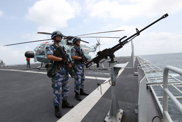 Beijing confirms military support facilities in Djibouti