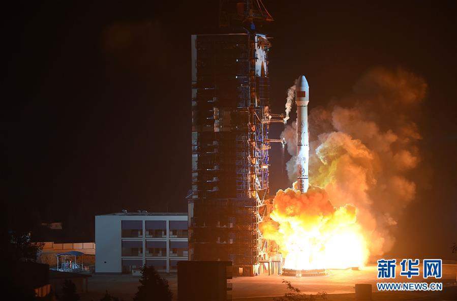 """(科技)(1)我国成功发射""""中星1C""""卫星"""
