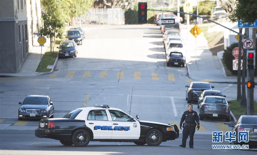 (国际)(1)美国洛杉矶900多所学校因炸弹威胁关闭