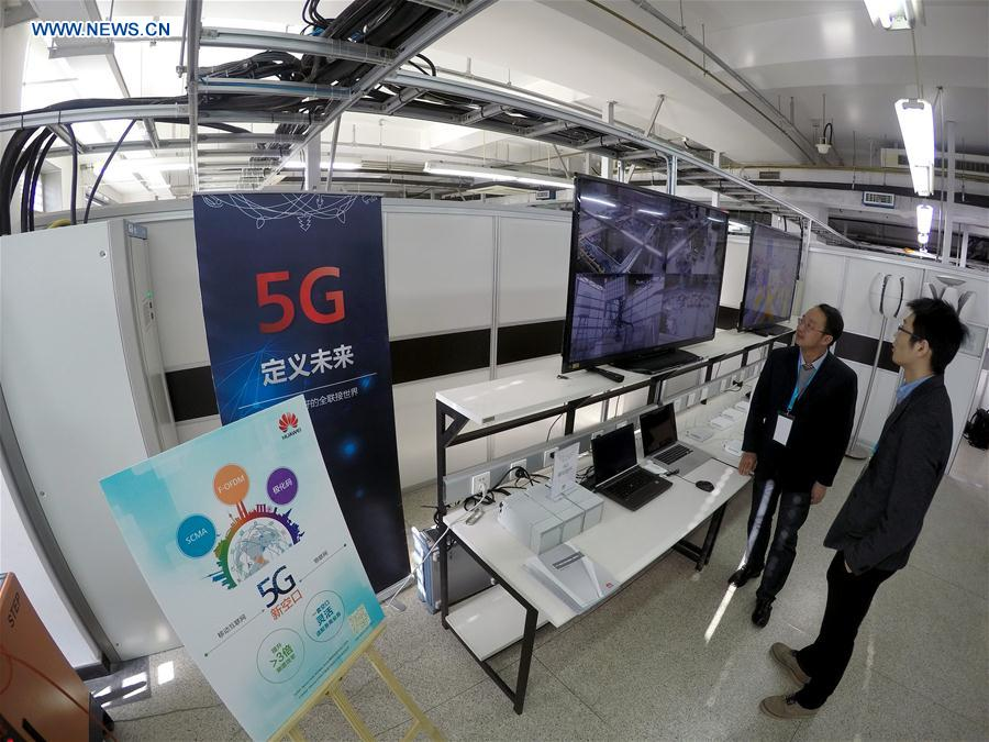 CHINA-BEIJING-5G-EXPERIMENTS (CN)