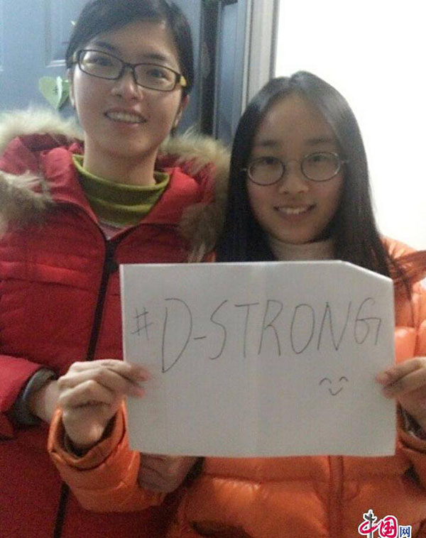 Chinese netizens embrace eight-year-old US boy who has rare cancer