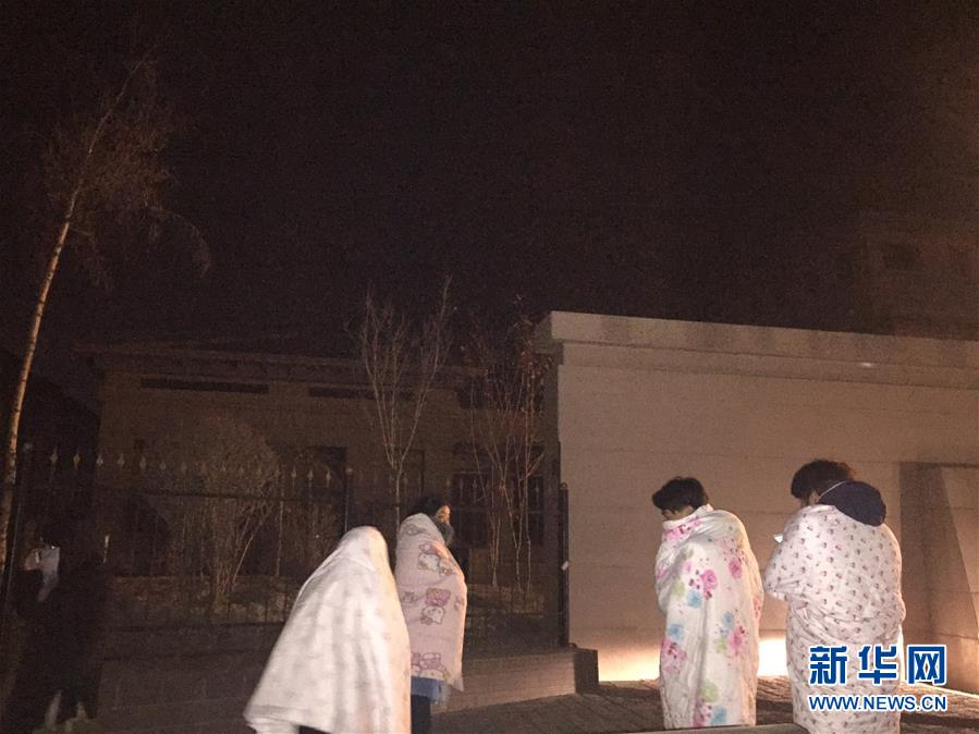 (突发事件)青海海北州门源县发生6.4级地震 西宁震感强烈