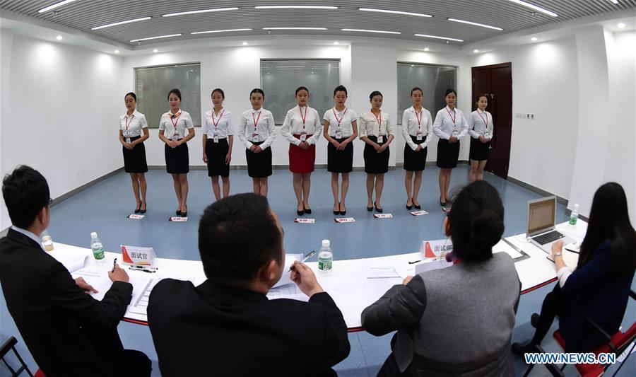 CHINA-KUNMING-STEWARDESS-RECRUITMENT (CN)