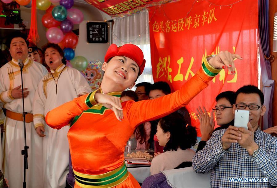 #CHINA-INNER MONGOLIA-XIAONIAN FESTIVAL-CELEBRATIONS (CN)