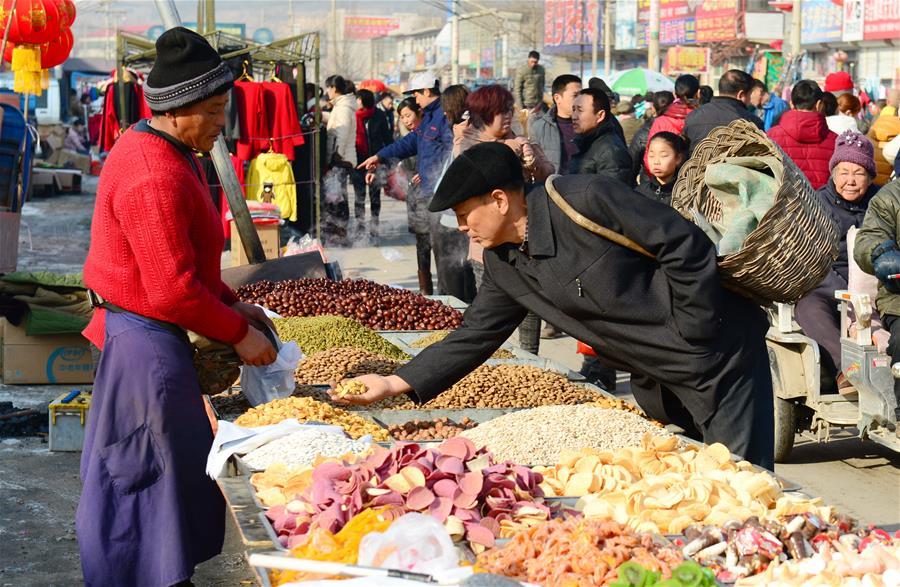 CHINA-HEBEI-SPRING FESTIVAL-RURAL FAIR (CN)