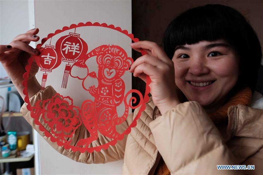 #CHINA-JIANGSU-FOLK ART (CN)