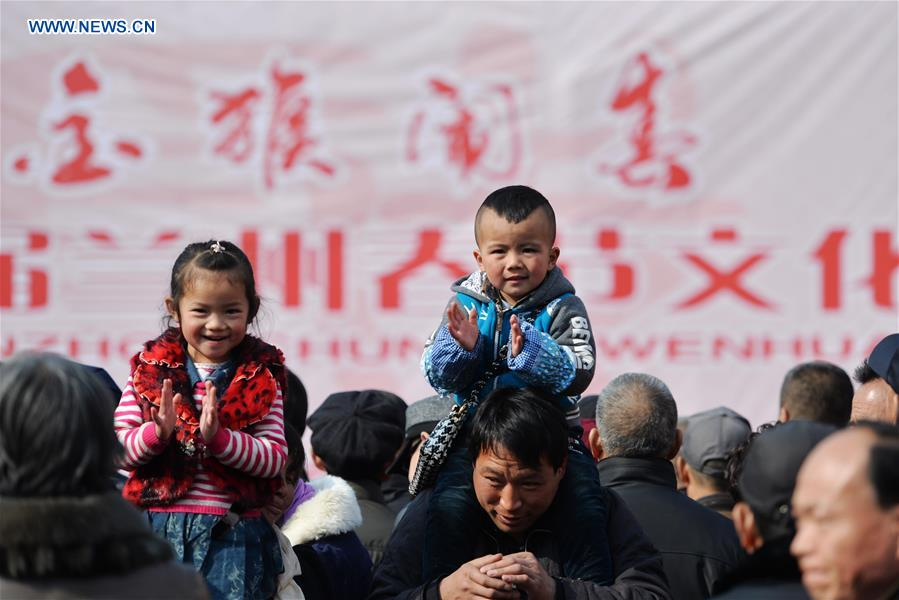 CHINA-GANSU-LANZHOU-TEMPLE FAIR (CN)