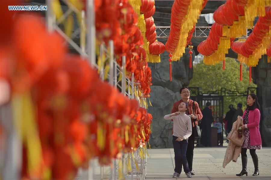 CHINA-JIANGXI-NANCHANG-SPRING OUTING (CN)