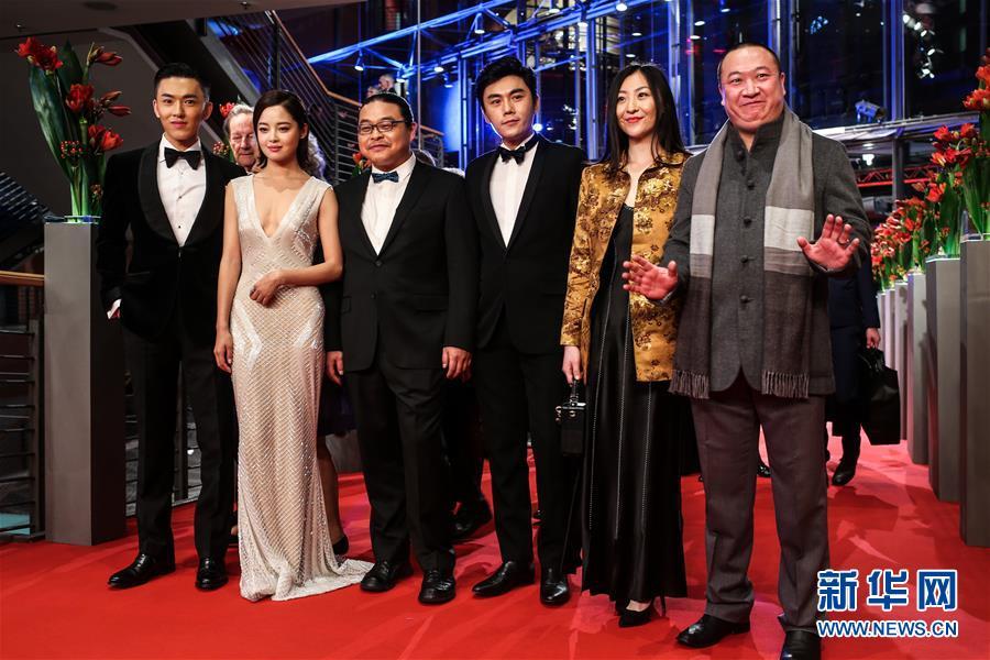 (国际)(3)中国电影人亮相第66届柏林国际电影节