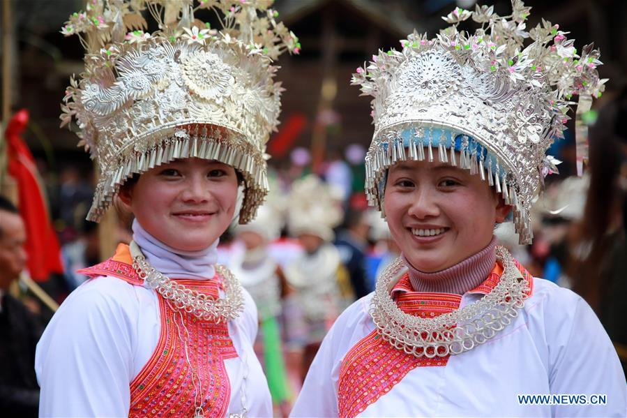 #CHINA-GUIZHOU-QIANDONGNAN-SPRING FESTIVAL CELEBRATION (CN)