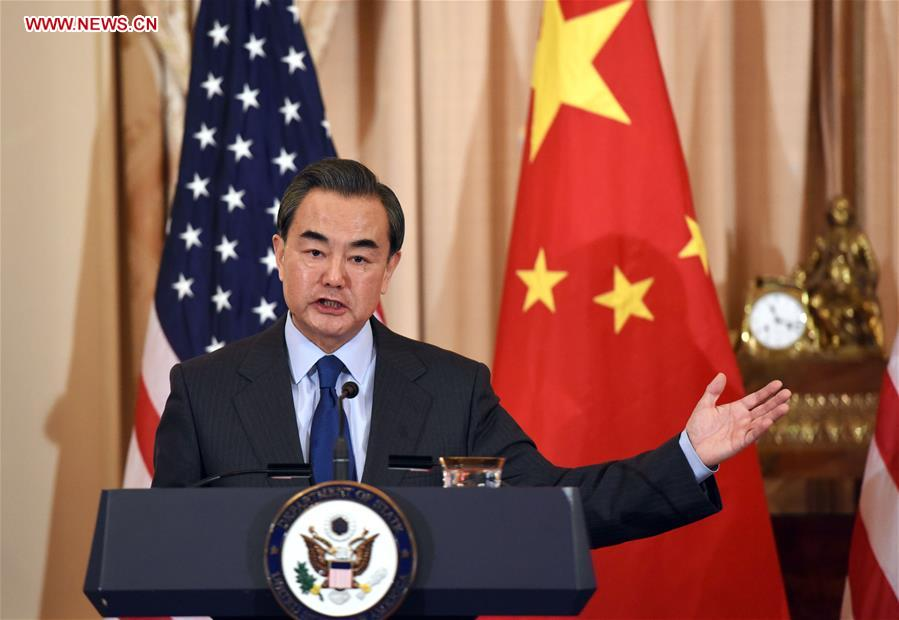 Significant progress has been made in talks on a UN resolution on the Democratic People's Republic of Korea (DPRK) and it is expected to be adopted within days, Chinese Foreign Minister Wang Yi said here Tuesday.