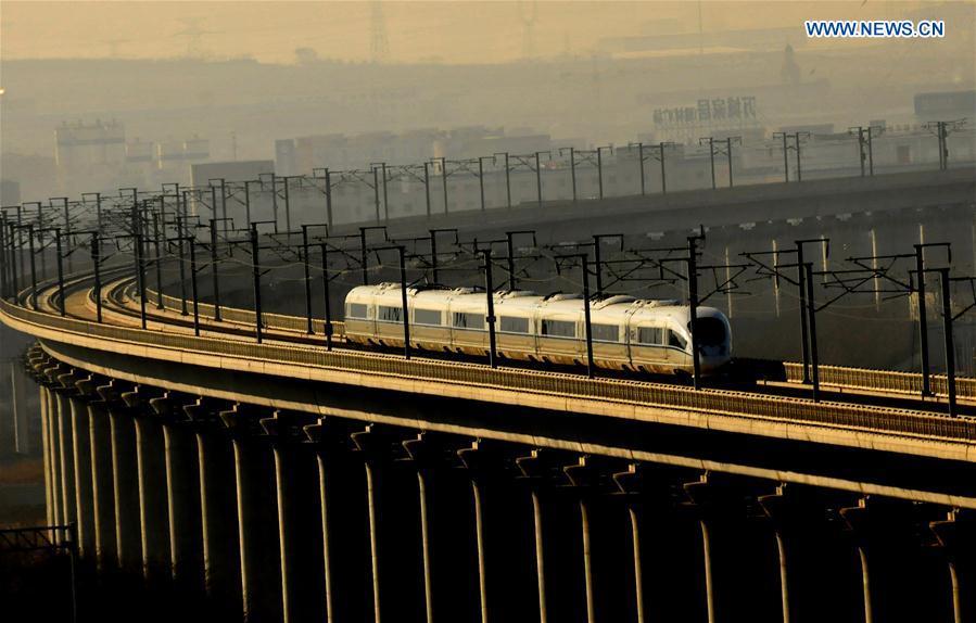 CHINA- HIGH-SPEED RAILWAY-INNOVATION (CN)
